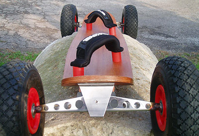 MBA Mountainboards
