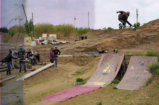 Timothee Lambrecq - bs shifty indy boned